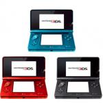 Aanbieding: *Refurbished Nintendo 3DS, kleur naar keuze, vanaf € 99,99, incl. verzenden